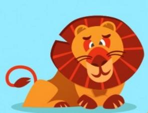 """ההצגה """"האריה הרעמתן והג'ירפה גם"""""""
