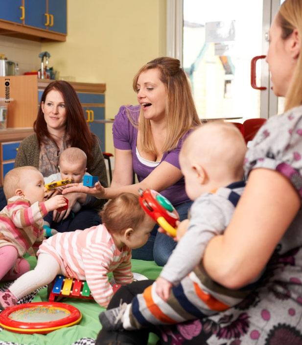 אמהות ברמות – בחופשת לידה