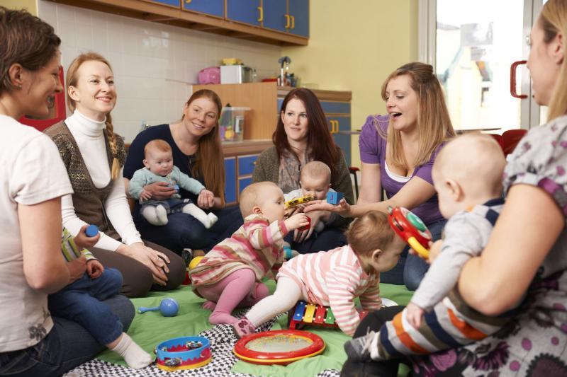 אמהות ברמות – מפגש לאם ולתינוק