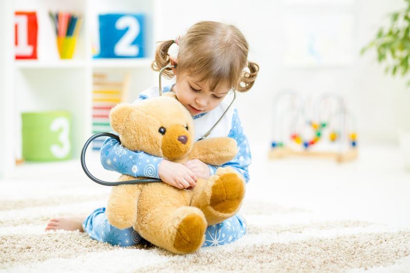 מרפאה לדובים ובובות