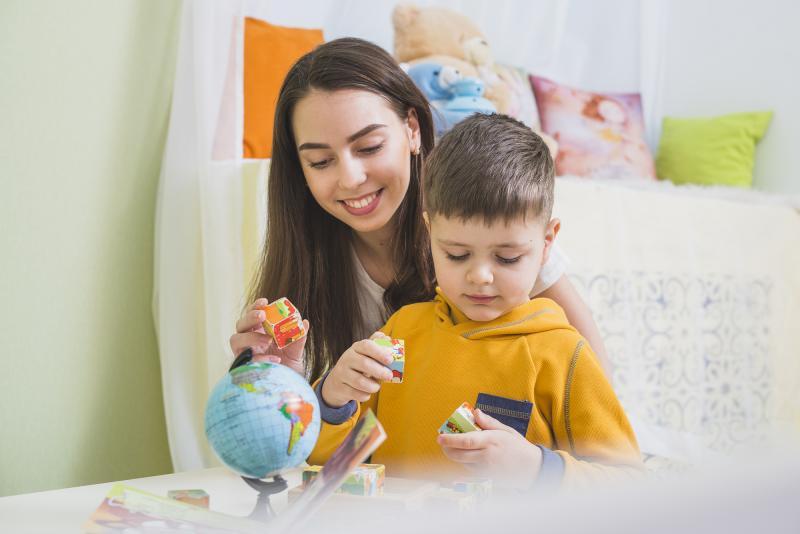 סדנת הורה ילד: ניצוץ ביצירה