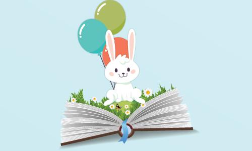 """שעת סיפור""""הארנב קלי קלות"""