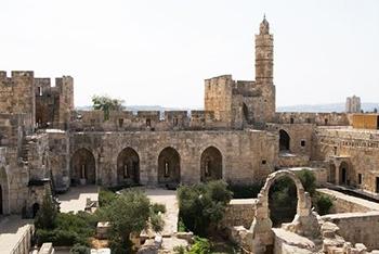 הפנינג ירושלים עם תחנות ומגוון