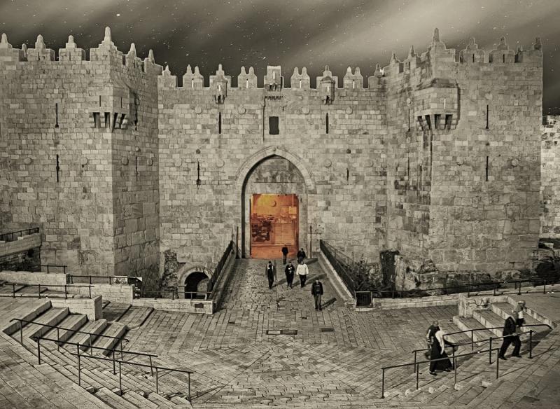 """יום ירושלים- הרצאה""""עוביו של חוד העפרון"""