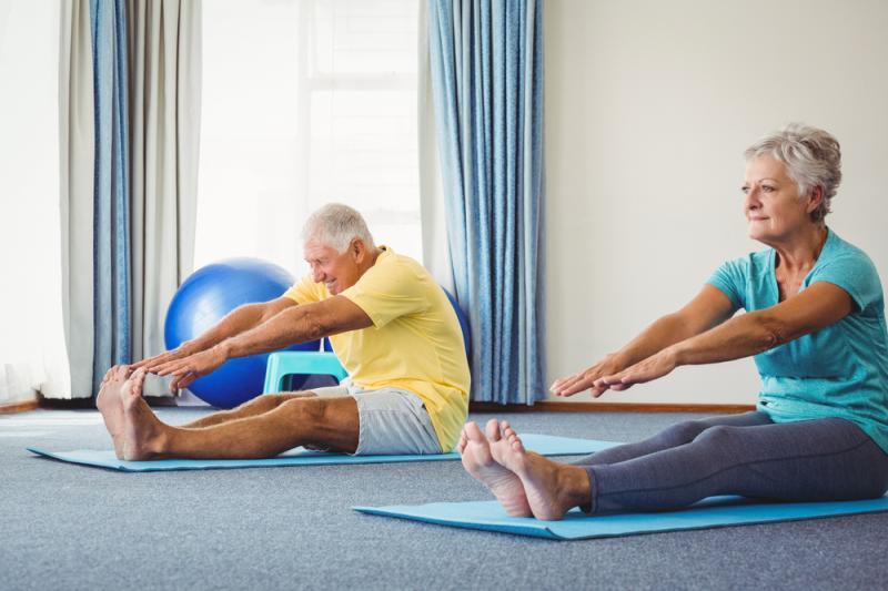 פעילות גופנית בגיל המבוגר- איזה? כמה? למה?