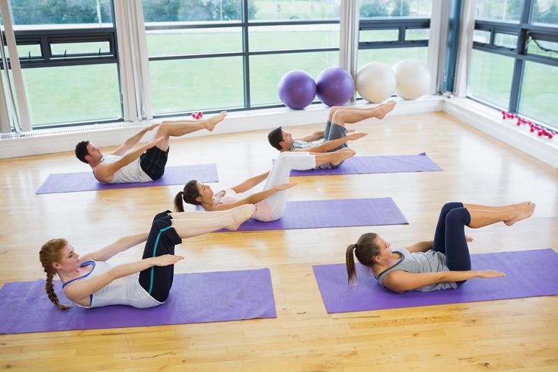 שיעור יוגה בשילוב חווית soundbath