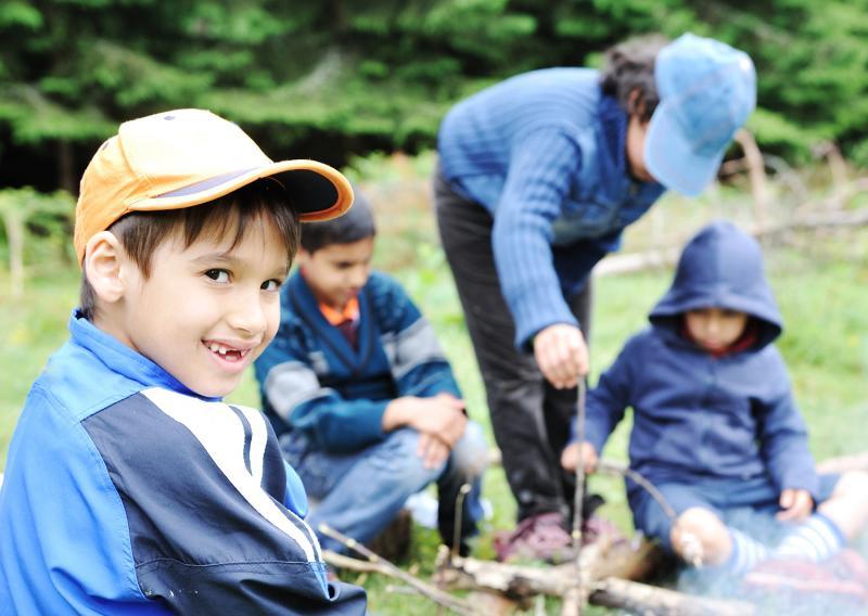 טקס פתיחה חגיגי של הגינה הקהילתית המחודשת